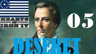 HOI 4: La Deluge Mod Deseret (5) The Constitutionalist-Indian Wars