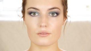 Defined Smokey eye for Hooded eyes Thumbnail