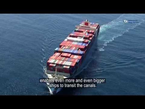 Wilhelmsen Ships Service canal transit