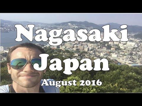 Nagasaki, Japan - August 2016