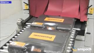 видео термоусадочные машины камерного типа