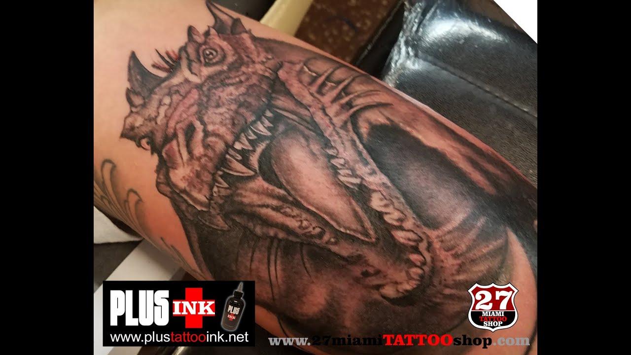 Dragon Tattoo Live