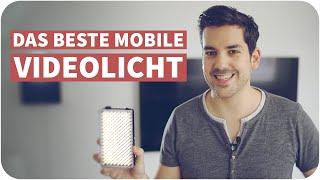 Dieses Licht macht deine Videos besser - Aputure AL-F7: Supermobiles LED-Panel