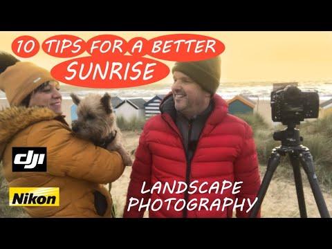 Landscape Photography Coastal | Southwold 10 Sunrise Shooting tips Photography Tutorial thumbnail