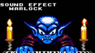 Warlocked (Game Boy) - Intro Music (Sound Test)