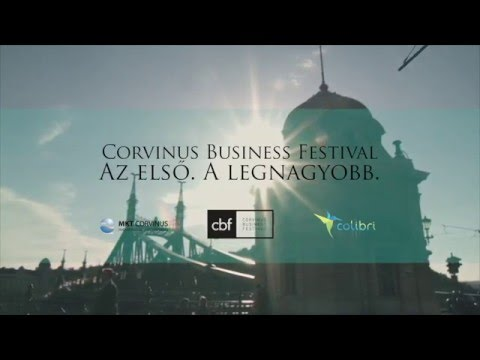 Corvinus Business Festival 2016  |  Aftermovie