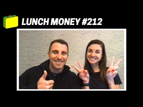 Lunch Money #212: Bitcoin, BNY Bank, Uber, Twitter, Tom Brady, & #ASKLM