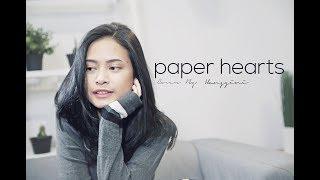 Paper Hearts - Tori Kelly (Cover) | Covernya Jeha