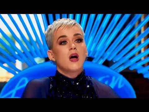 La Reaccion de Katy Perry Cuando Fan de Taylor Swift la Menciona en American Idol!