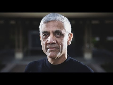 Billionaire Vinod Khosla - Artificial Intelligence: Musings of a Technology Optimist