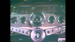 1966 Ford Mustang Commercials (8 of 9) The Good, The Bad and the Mustang TV Ad