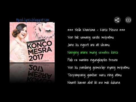 Nella Kharisma Konco Mesra With TTPod lyrics