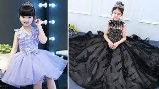 Vestidos de princesa para niña