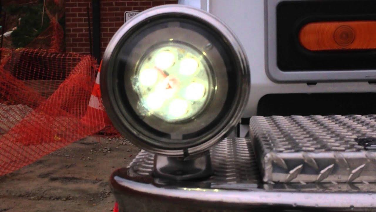 LED MARS light  YouTube
