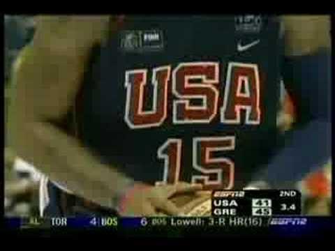 USA vs Greece 2006
