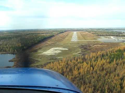 Landing in Geraldton