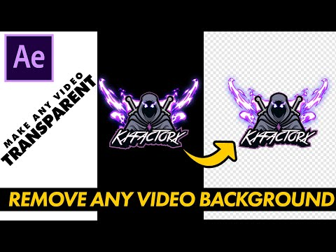 Remove Background in After Effects | After Effects Tutorial | Urdu & Hindi