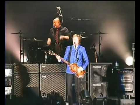 Paul McCartney Montevideo, Uruguay 2012, Hello Goodbye and All My loving
