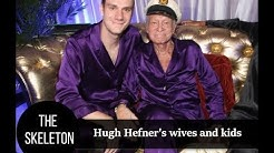 Hugh Hefner's wives and kids