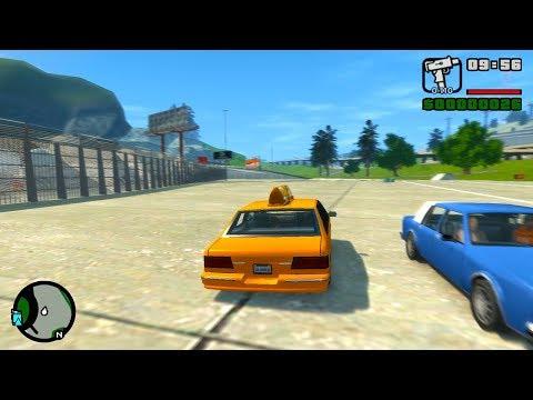 GTA San Andreas Remastered 2018