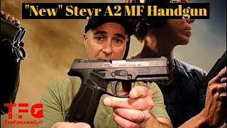 Download New Steyr A2 Mf Handgun Thefirearmguy MP3, MKV, MP4