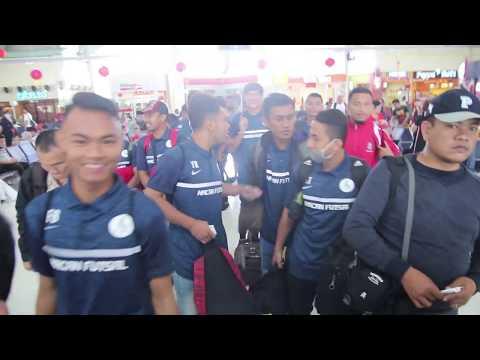 Pemain Persidago Hilang Di Bandara Saat Menuju Papua