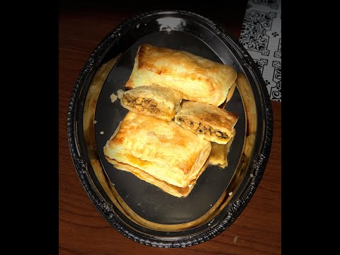How to make Perfect Chicken Puffs   Chicken Patties with Puff Pastry Sheets by Shimi's Dastarkhaan