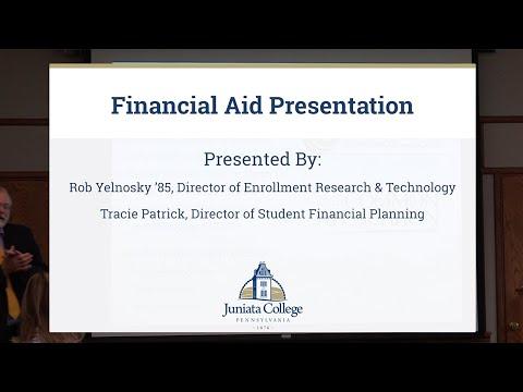 financial-aid-presentation-|-rob-yelnosky-'85-and-tracie-patrick-|-juniata-college