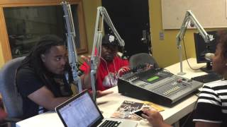 KLOWD IX Clothing:K O C Crescent City Radio Interview