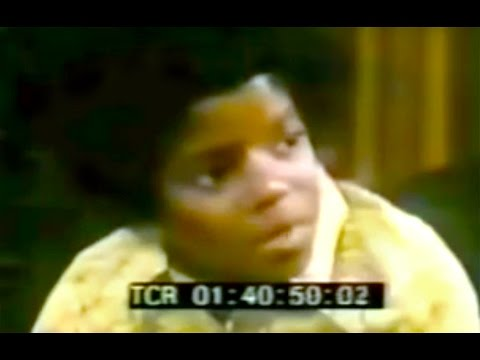 12 YEAR OLD MICHAEL JACKSON INTERVIEW