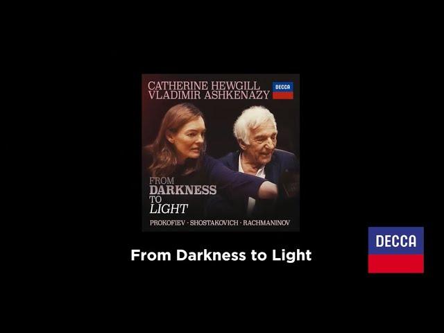 Vladimir Ashkenazy, Catherine Hewgill – From Darkness To Light – Trailer