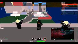 ROBLOX - TAC vs ESS at Fort Solarius - Part 3