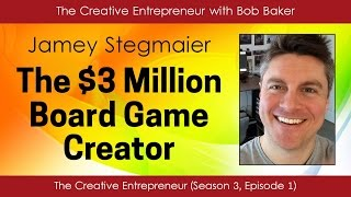 The $3 Million Board Game Creator: Jamey Stegmaier (S3E1)