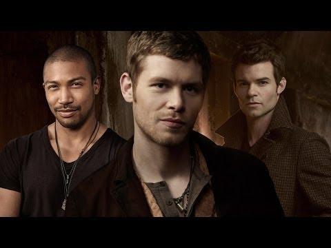 The Originals - Season 2 - Joseph Morgan, Daniel Gillies, Charles Michael Davis Interview