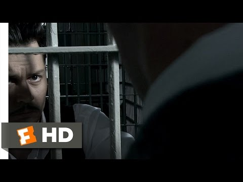Public Enemies (6/10) Movie CLIP - You Act Like a Confident Man (2009) HD