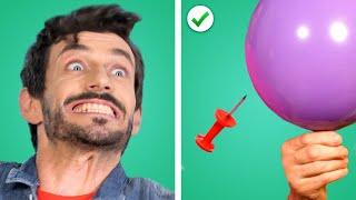 PRANK IT! 11 Funny DIY Prank Ideas & Friends' Prank Wars