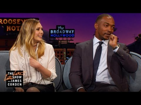 Elizabeth Olsen's In a Healthy Relationship (with Her Roommate)