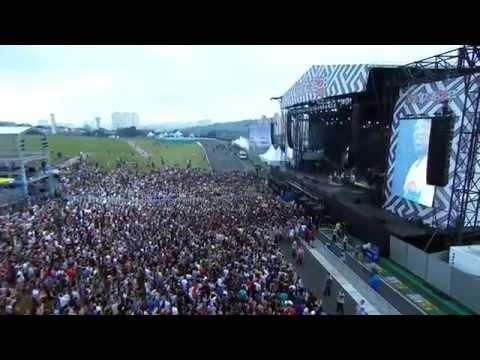 #Rudimental - Right Here Lollapalooza BRAZIL