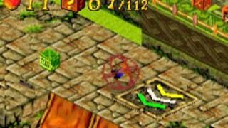 Crash Bandicoot 2: N-Tranced (Game Boy Advance) Gameplay : (2/18)
