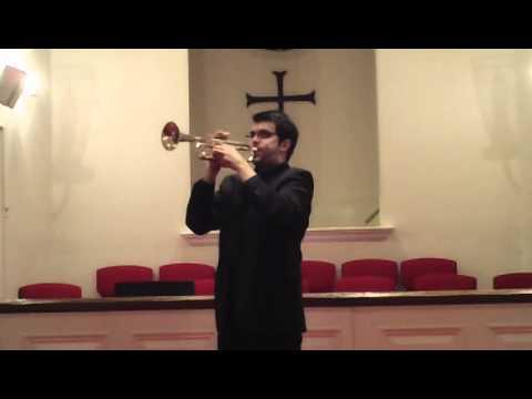 Philippe Brunet, Trumpet.