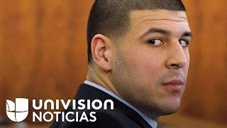 Aparente suicidio de Aaron Hernández ocurre tras haber sido absuelto de segundo caso de asesinato