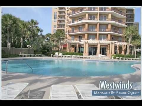 Westwinds condominiums at sandestin golf beach resort in - 1 bedroom beachfront condo in destin fl ...