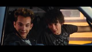 diary of a wimpy kid 2 rodrick rules bad soccor crazy van driving