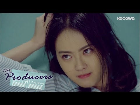IU's pretend-to-be-BFF Go Ara [The Producers Ep 8]