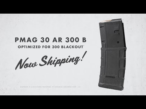Magpul - PMAG 30 AR 300 B GEN M3 Now Shipping