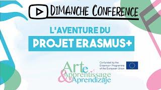 "L'AVENTURE DU PROJET ERASMUS+ ""Art & Apprentissage"" - Documentaire (2019)"