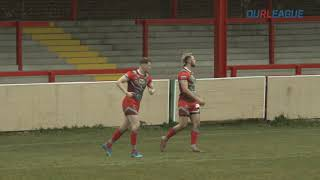 Keighley Cougars 44 Doncaster RLFC 18