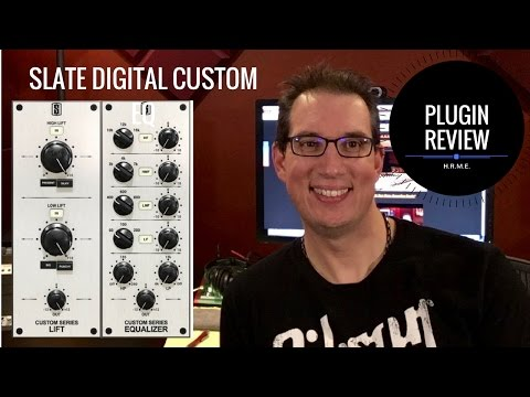 Slate Digital - Custom EQ Plugin Review : mixingmastering