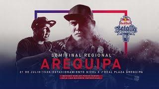 Semifinal Regional Arequipa, Perú 2018 - Red Bull Batalla de los Gallos thumbnail
