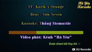 Người lạ ơi Remix Karaoke